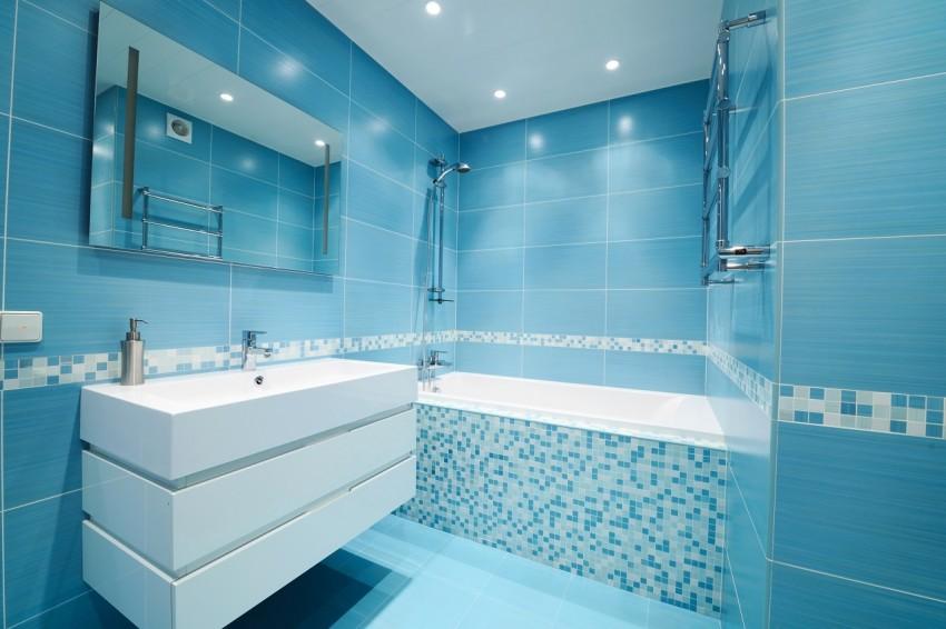 Современная ванная: идеи реализации дизайна интерьера (130 фото)