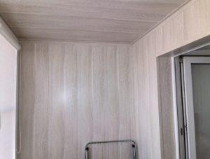 Отделка балкона мдф панелями (34 фото): как можно обшить своими руками