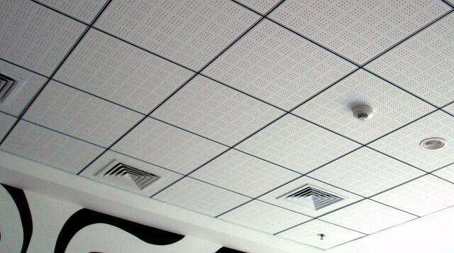 Устройство подвесных потолков типа армстронг, как правильно собрать конструкцию - технология монтажа, подробно на фото и видео