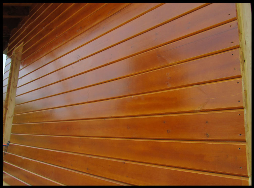 Покраска имитации бруса: чем обработать, покрыть и покрасить облицовку снаружи дома + особенности крашенной доски