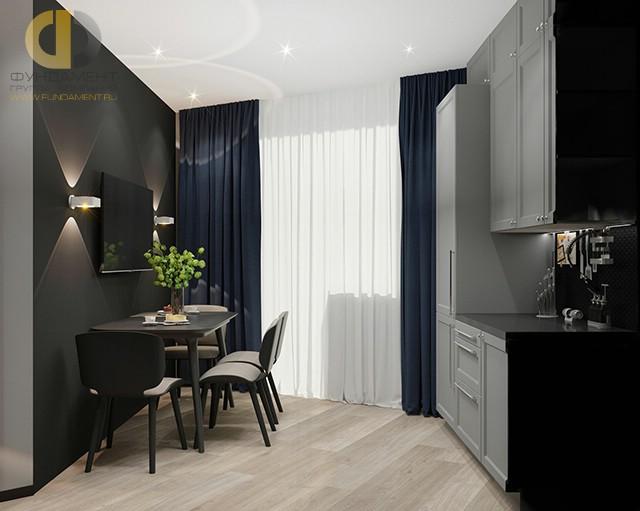 Дизайн кухни с выходом на балкон: фото дизайнерских идей