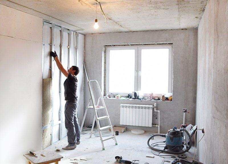 Черновой ремонт в новостройке, черновая отделка квартир - что это