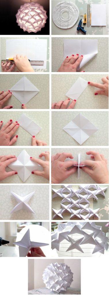 красивые поделки из бумаги