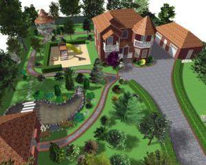 Как распланировать огород на маленьком участке?