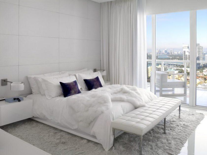 Спальня в светлых тонах: интерьер и дизайн комнаты в белом цвете   интересные идеи