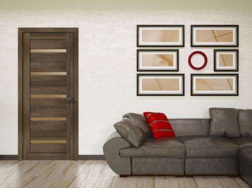 Варианты удачного сочетания дверей, пола, плинтуса в интерьере квартиры | все про двери