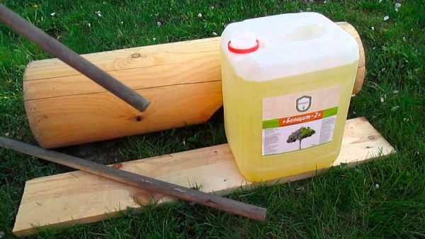 Отбеливание дерева белизной - о нюансах в строительных работах