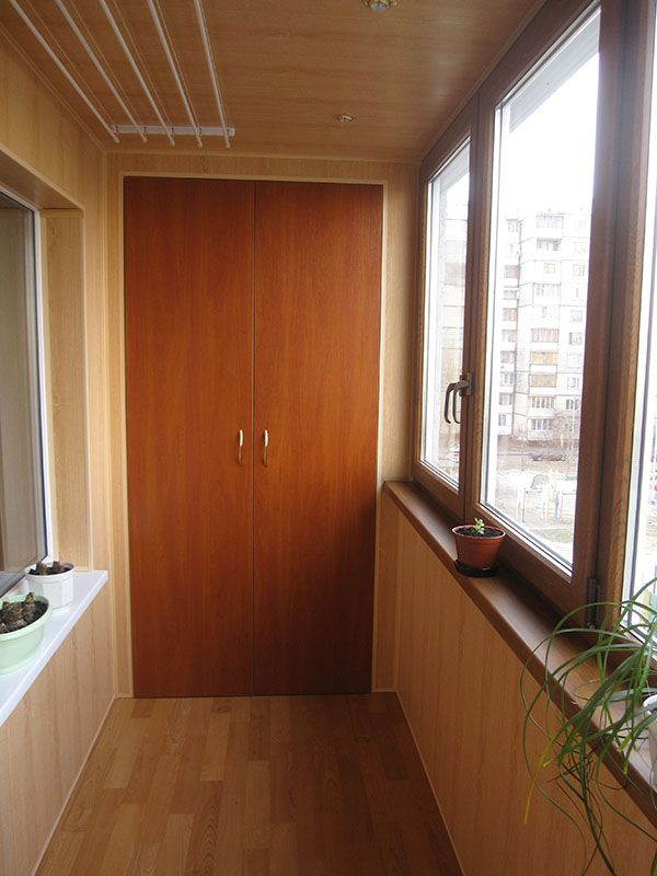 Отделка балкона внутри (112 фото): внутреннее оформление лождии и чем лучше обшить