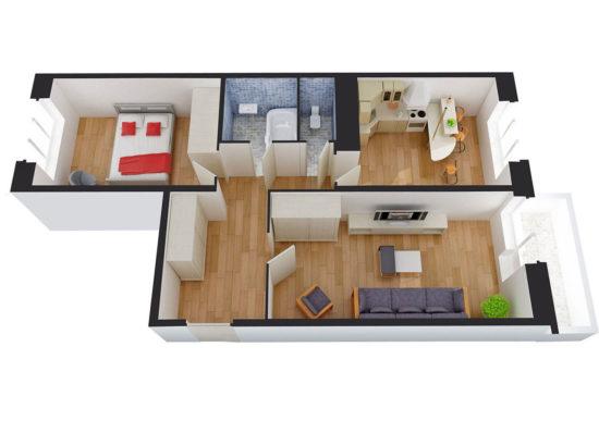 Капремонт в квартире – технологическая последовательность работ