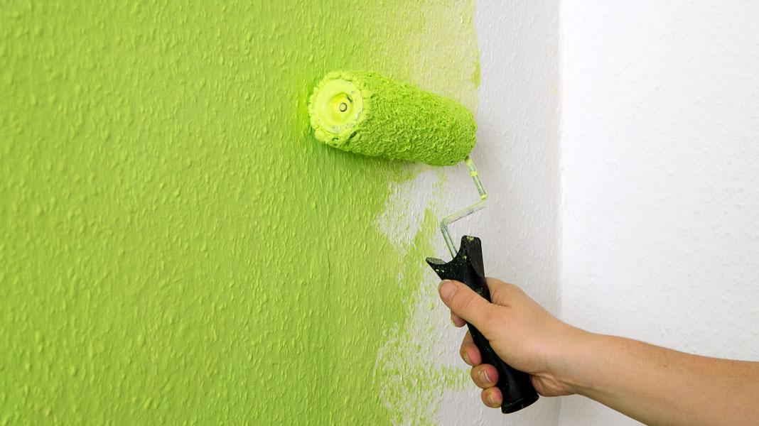 Обои под покраску: выбираем современные материалы для отделки интерьера