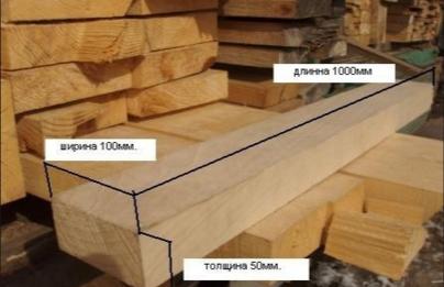100 кубических метров сколько квадратных метров