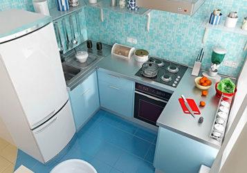 кухонные гарнитуры для маленькой кухни фото дизайн