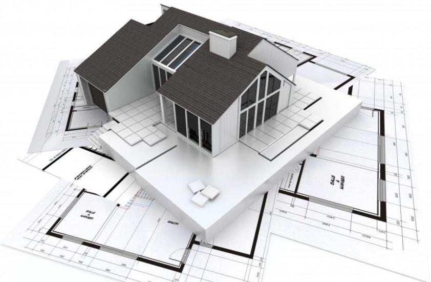 проект дома своими руками