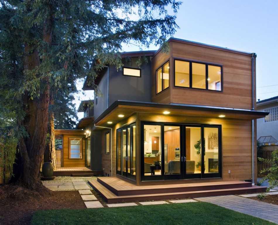 Проекты небольших двухэтажных домов