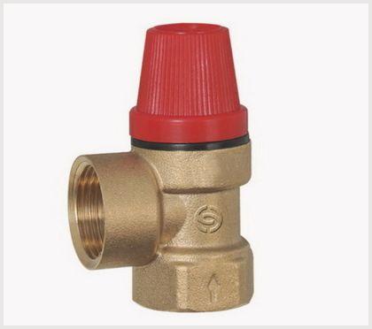 Клапан сброса избыточного давления: назначение, место установки, выбор