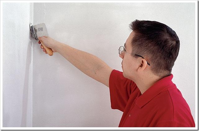 Практические рекомендации для новичков, как шпаклевать стены