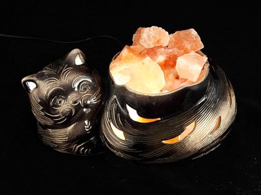 Соляная лампа - польза или вред