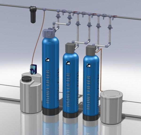 Очистка воды из скважины: система и оборудование для частного дома и дачи