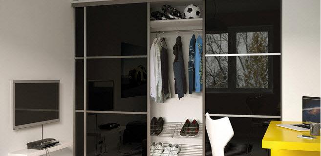 угловой шкаф в спальню малогабаритный