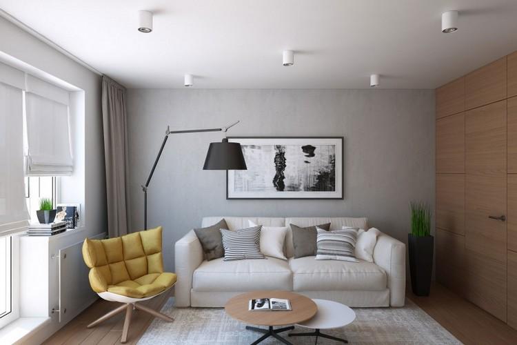 дизайн 2 комнатной квартиры 50 кв м