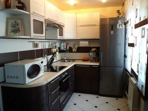 Кухонный гарнитур для маленькой кухни: советы по выбору, примеры самых практичных вариантов дизайна