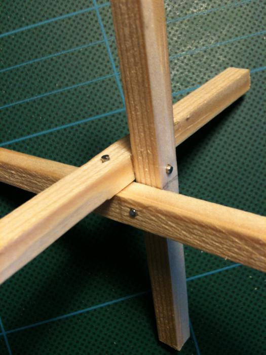 Козлы для распилки дров своими руками: виды конструкций, особенности изготовления