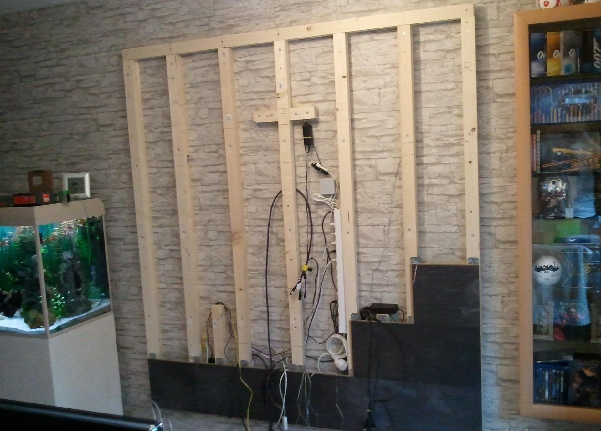 Отделка стен ламинатом своими руками: монтаж, крепление, декор