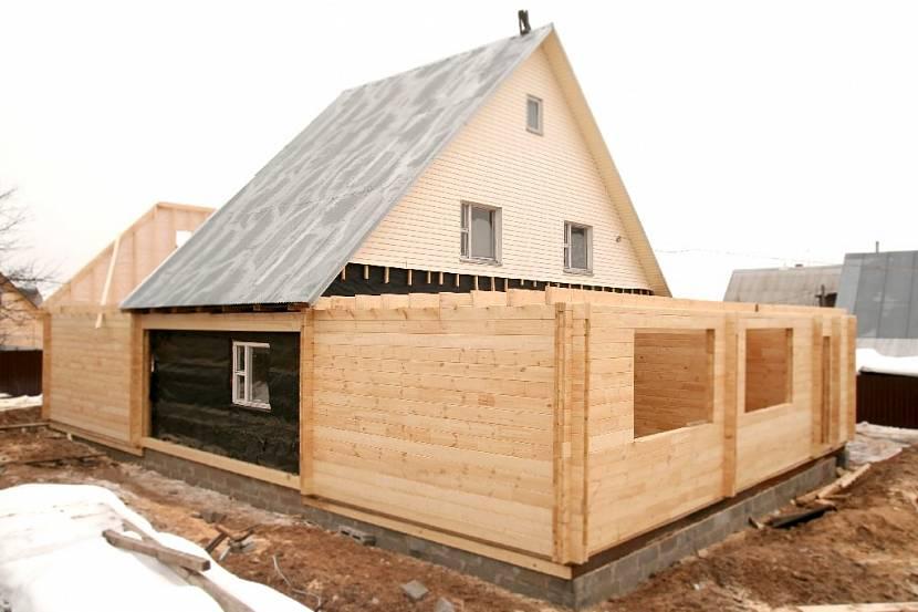Реконструкция старого деревянного дома: проекты, цены, советы