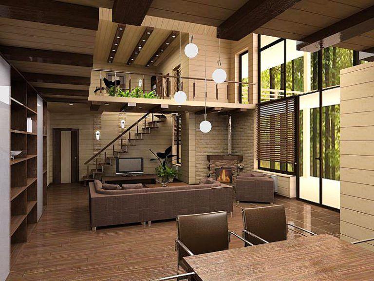 сколько стоит построить двухэтажный дом