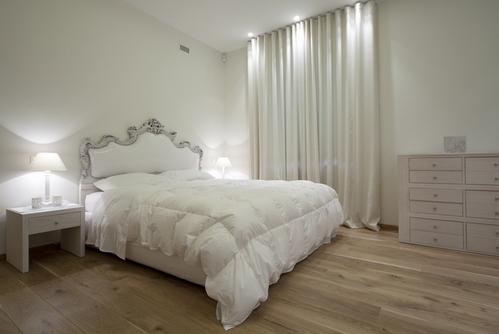 Спальня в темных тонах – модные цвета дизайна интерьера