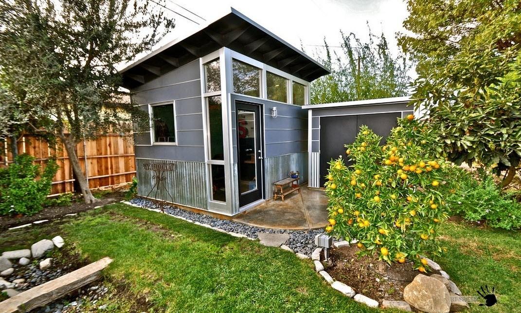 Дачный домик своими руками: недорогие проекты с современным дизайном