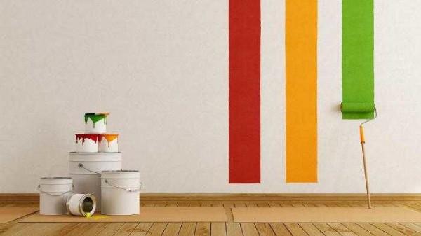лучшая краска для стен