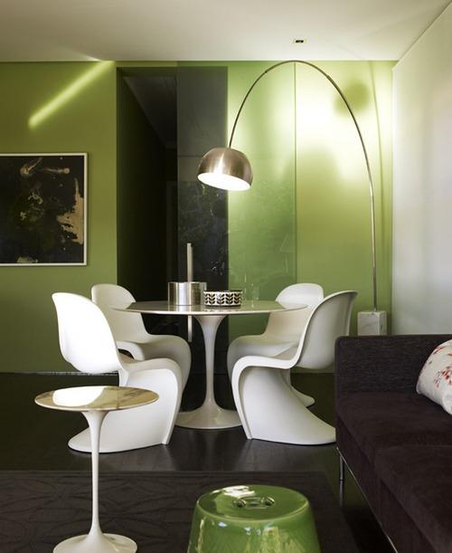 Оливковый цвет в интерьере. самые крутые приемы дизайнеров