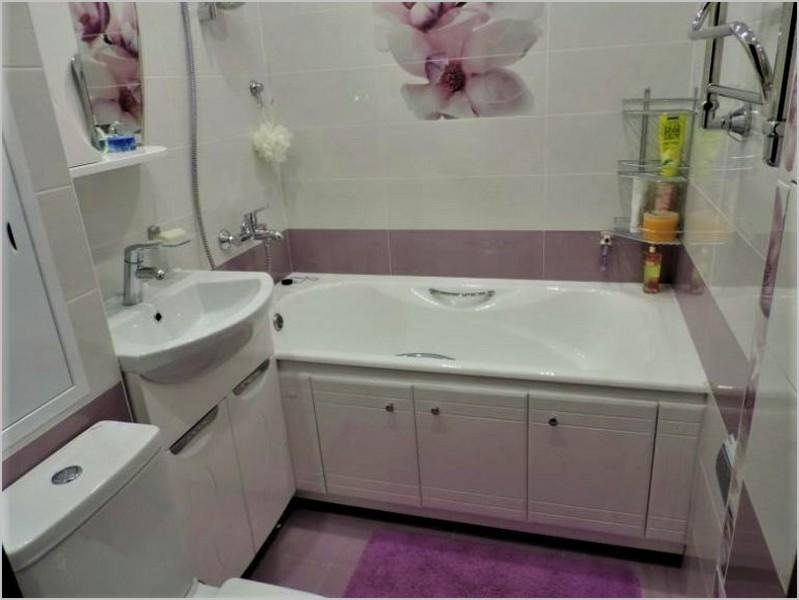 маленькая ванная комната в хрущевке дизайн фото