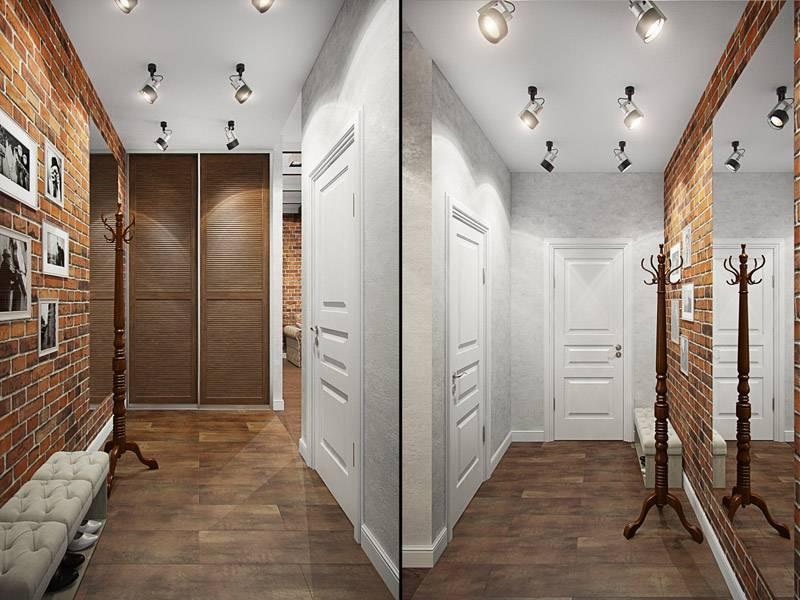 Как выбрать освещение для прихожей и коридора? (55 фото)