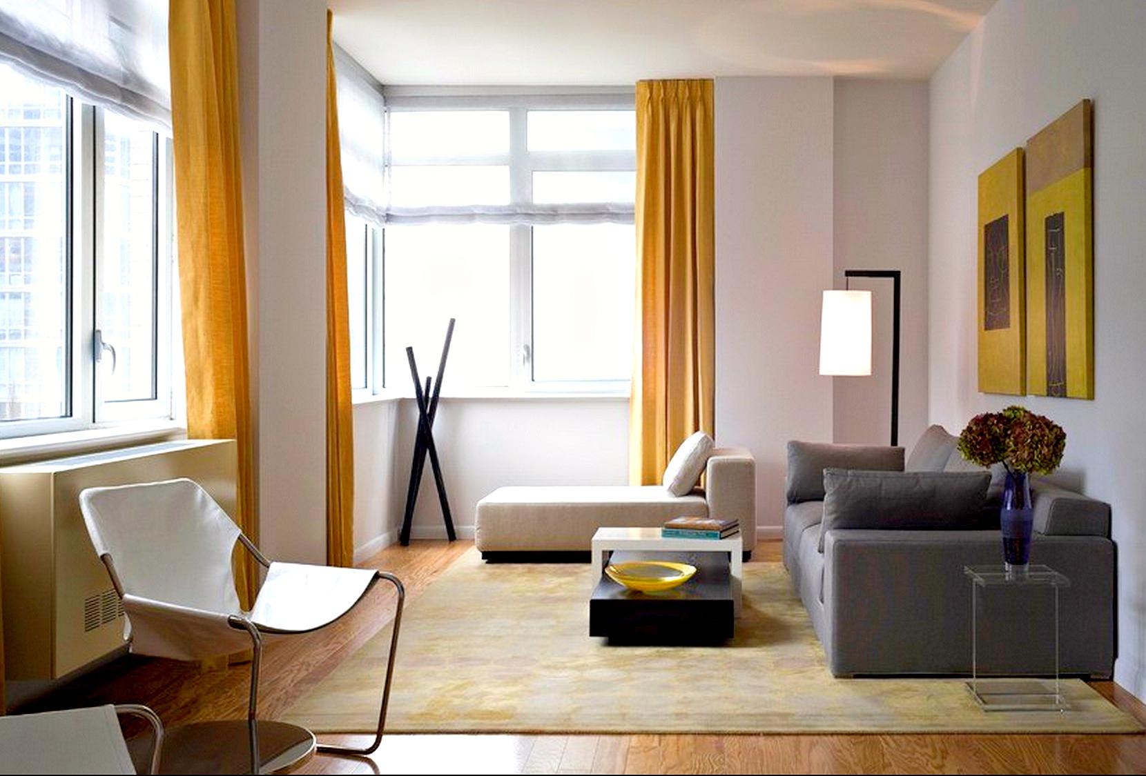 Желтая кухня: сочетание желтого с другими цветами в интерьере, кухня с коричневыми фасадами