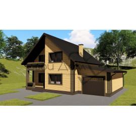 Особенности, устройство и самостоятельный монтаж двухскатной мансардной крыши