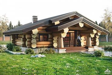 Отделка деревянного дома под ключ внутри и снаружи отделочные работы