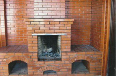 Чем покрасить печку из кирпича в доме - чем можно покрасить кирпичную печь в доме с фото и видео инструкцией