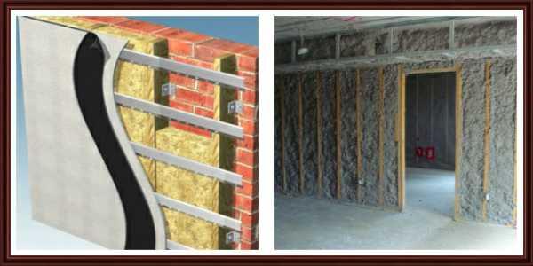 Тонкая шумоизоляция стен в квартире: характеристики материалов и способы установки