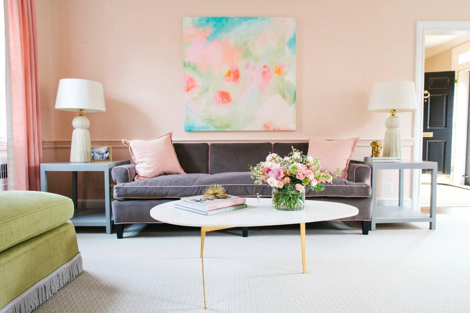 Персиковый цвет в одежде - с чем сочетать для гармоничного образа
