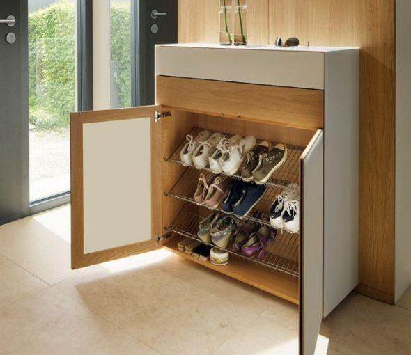 сборка обувницы