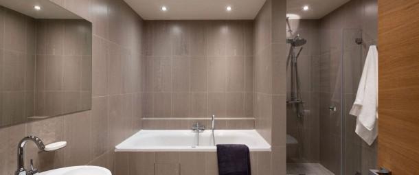 Дизайн ванной 5 кв. м: 13 готовых решений   19 фото
