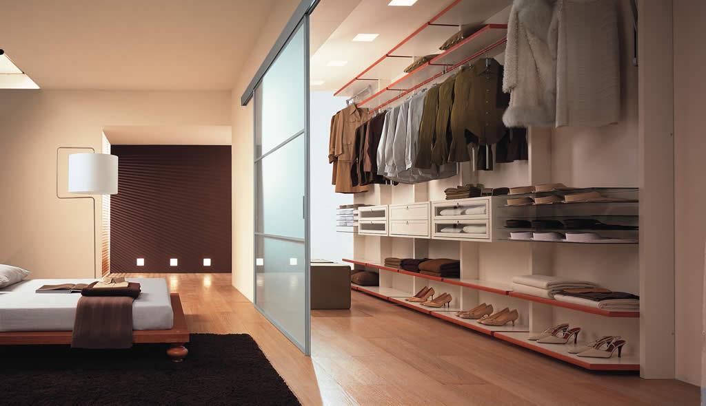 Самые популярные проекты гардеробных комнат с фото