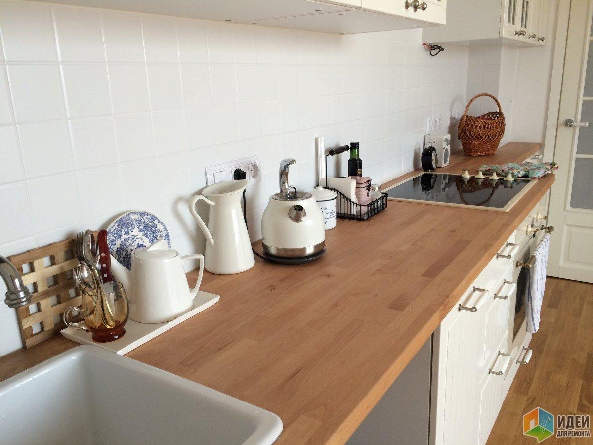 Столешница под дерево для кухни: какую выбрать, отзывы