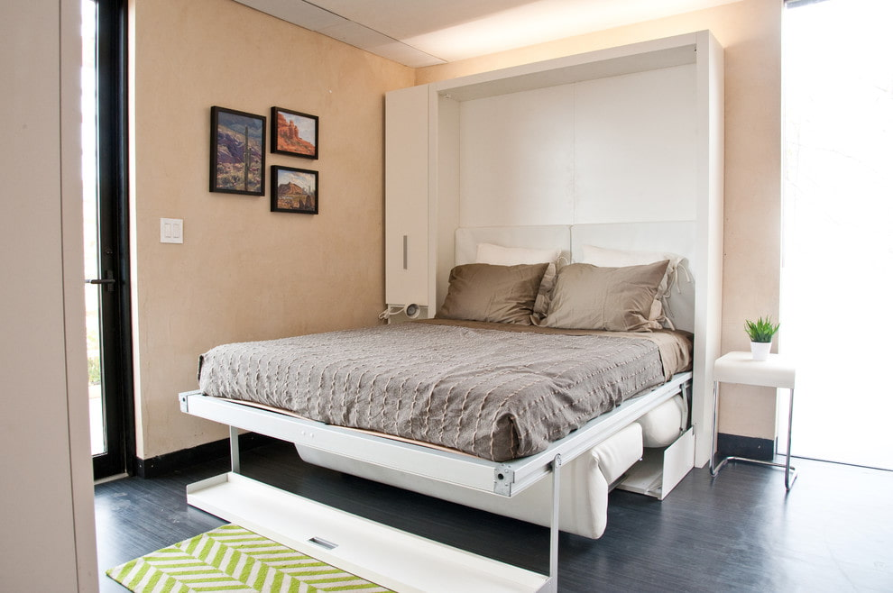 кровати трансформеры для малогабаритных квартир цена икеа