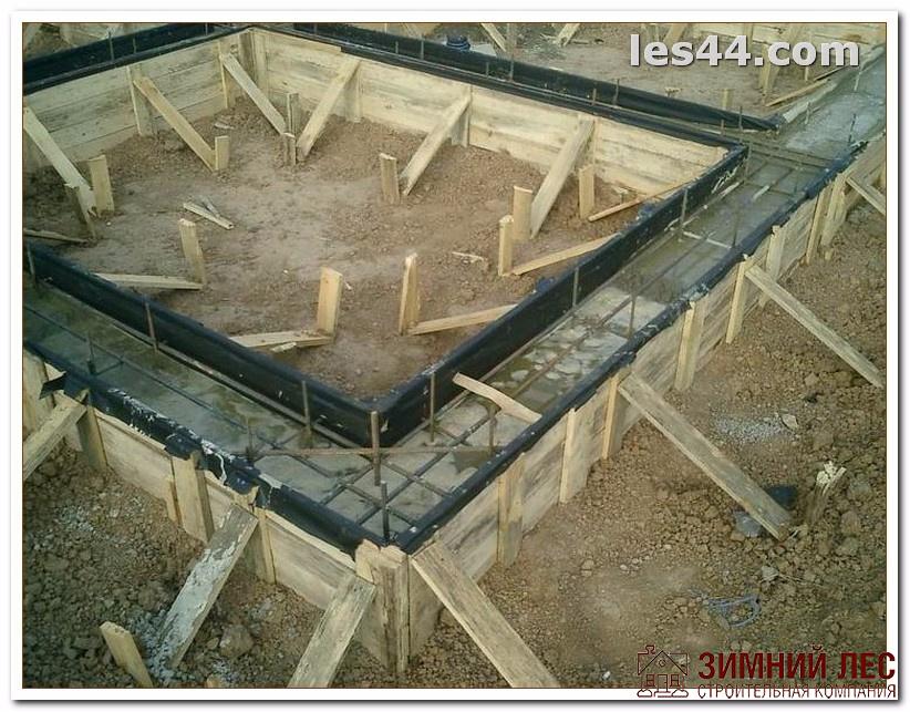 Обзор свайно-плитных фундаментов: особенности, плюсы и минусы