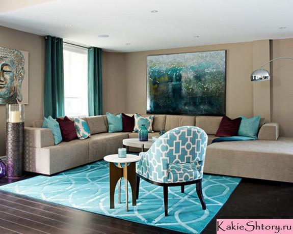 Какие шторы подойдут к бежевым обоям? 53 фото какой цвет занавесок подходит к коричневой мебели и бежево-желтым и светло-бежевым покрытиям стен