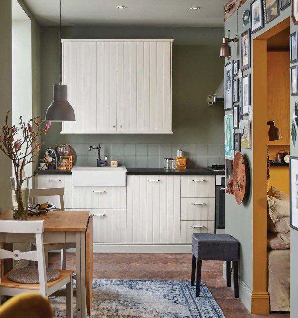 кухни в икеа каталог фото цены готовые
