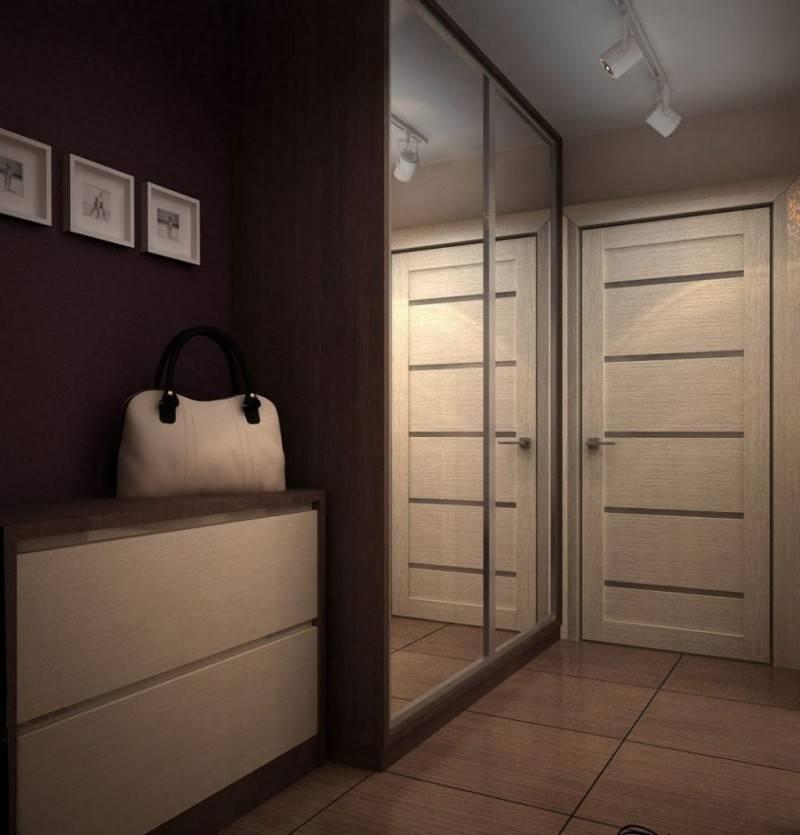 освещение в коридоре квартиры современный дизайн